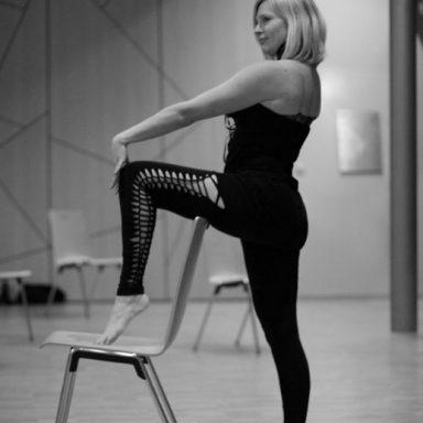 Professeur de danse Anabelle - Street danse - MS Danse